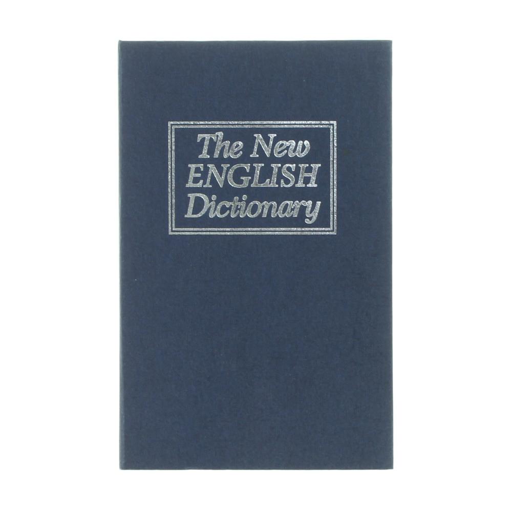Rottner Buchkassette BookCase klein blau