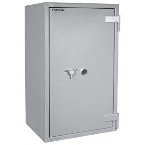 Rottner Wertschutzschrank EN3 Pearl 110  Doppelbartschloss grau