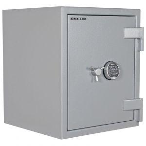 Rottner Wertschutzschrank EN3 Pearl 60  Elektronikschloss grau