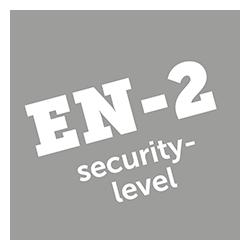 Icon Sicherheitsstufe EN-2