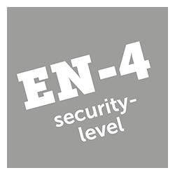 Icon Sicherheitsstufe EN-4