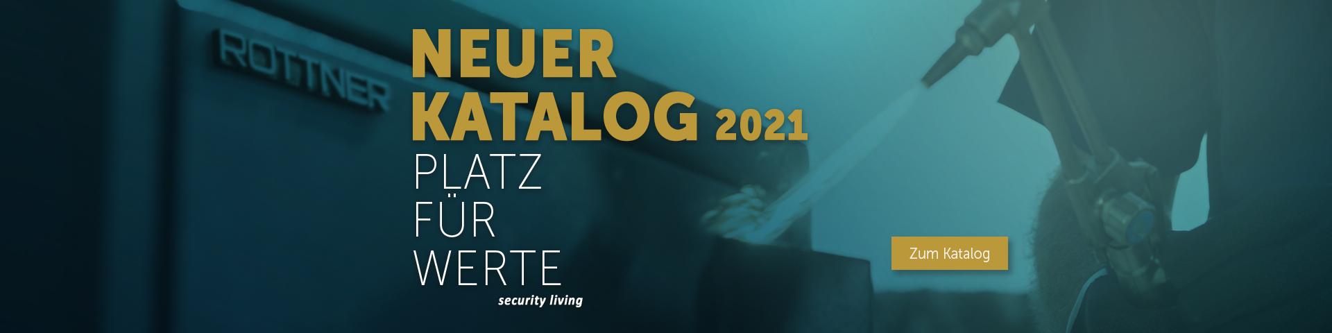 Neuer Rottner Katalog 2021