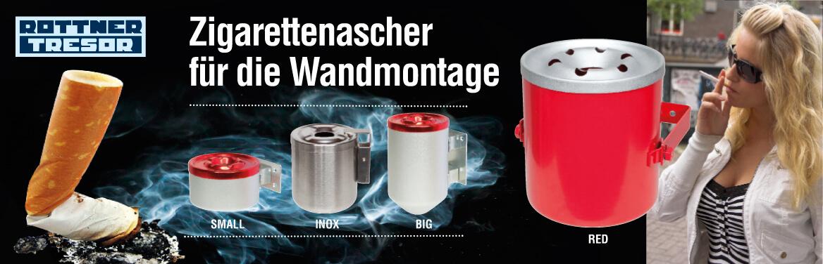 Wandaschenbecher
